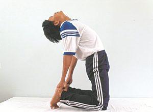 Thể thao và duỗi thẳng cơ lưng có thể chữa được bách bệnh